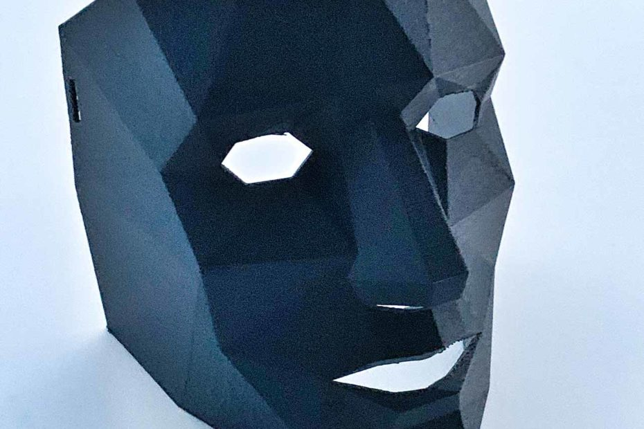 Trimidi Art Masks